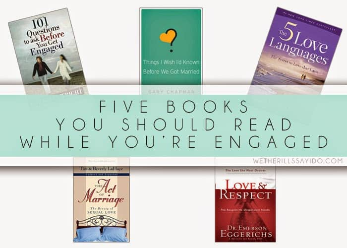 Books to read while engaged