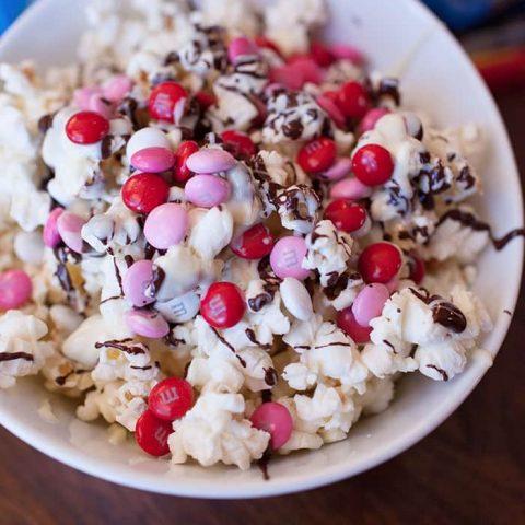 Valentine?s Day Popcorn & Date Night In