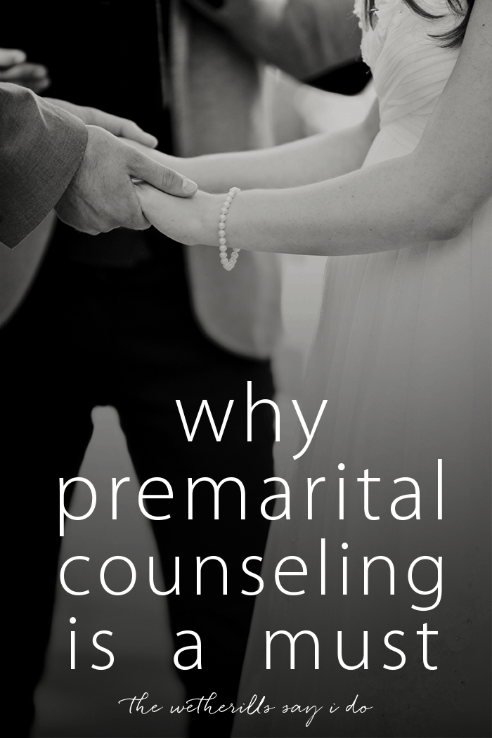 pre marital counselling Quality pre-marital counseling church planters are responsible for counseling engaged couples leading up to marriage that's both an important and daunting task.