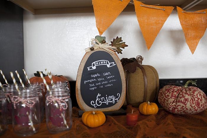 Fall Themed Baby Shower Party Ideas A Joyfully Mad Kitchen