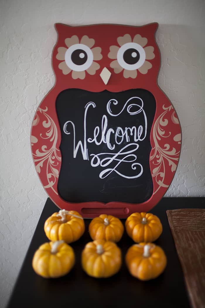 fall-baby-shower-welcome