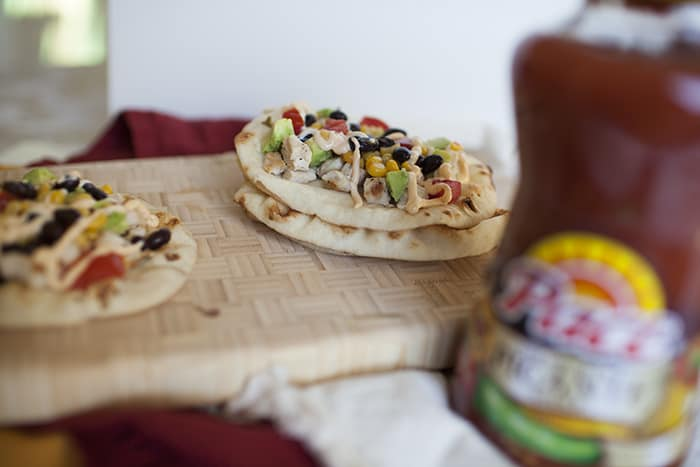 Easy Mexican Flatbread: Lunch Ideas | A Joyfully Mad Kitchen