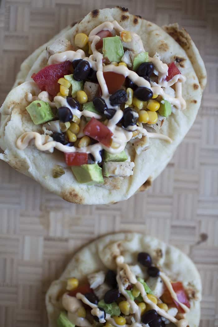 mexican-lunch-flatbread-recipe