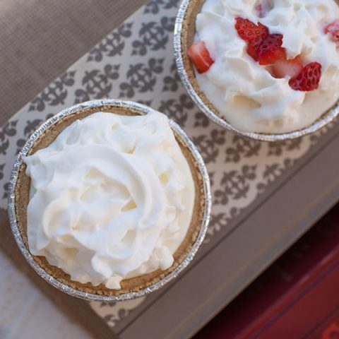 These quick, no bake whipped cream pies are the perfect way to serve dessert this summer! Try these three easy cream pie recipes.