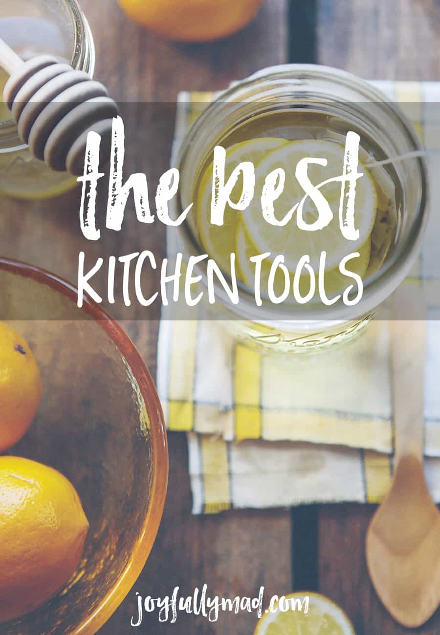 The top kitchen tools from a foodie! The tools I use on a DAILY basis in my kitchen. Perfect list for a wedding registry or Christmas gift guide!