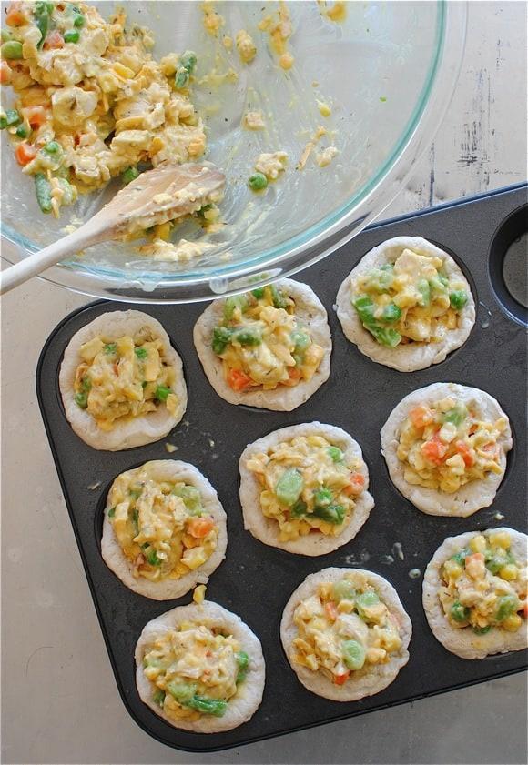 leftover-chicken-recipes-chicken-pot-pie-cupcakes