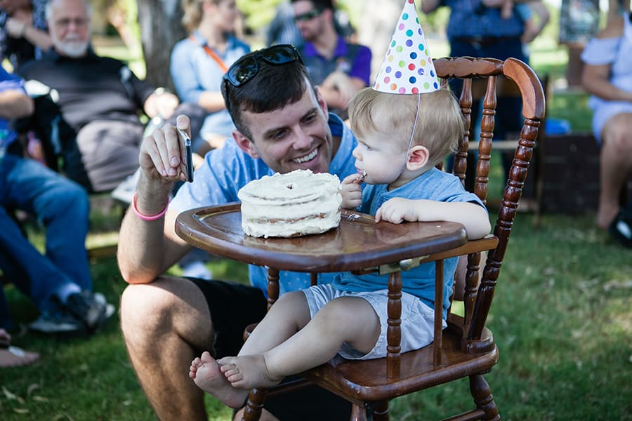 tribal-first-birthday-party-cake-smash-7