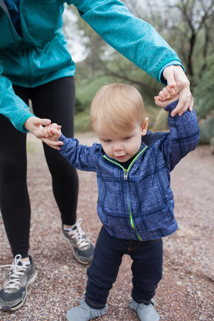 If you love being outside and exploring, you may be hesitant to bring your young infants or toddlers along for the adventure. Below are some tips to help hiking with a toddler or little one be a stress free experience.