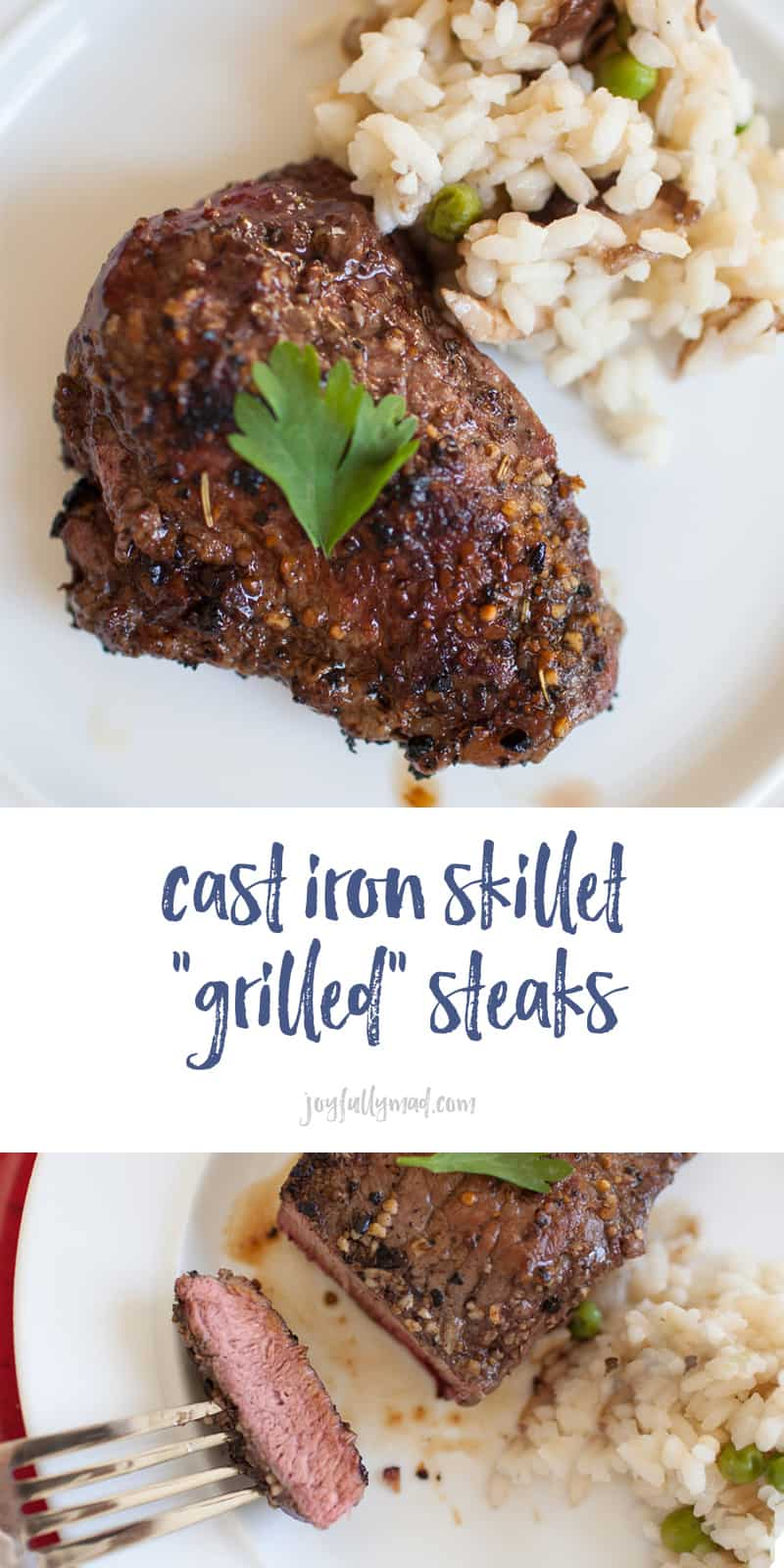 These Cast Iron Skillet Grilled Steaks Are So Simple To Make And A Perfect  Way To Cast Iron Cooking Salmon Recipe Enjoy A Healthy