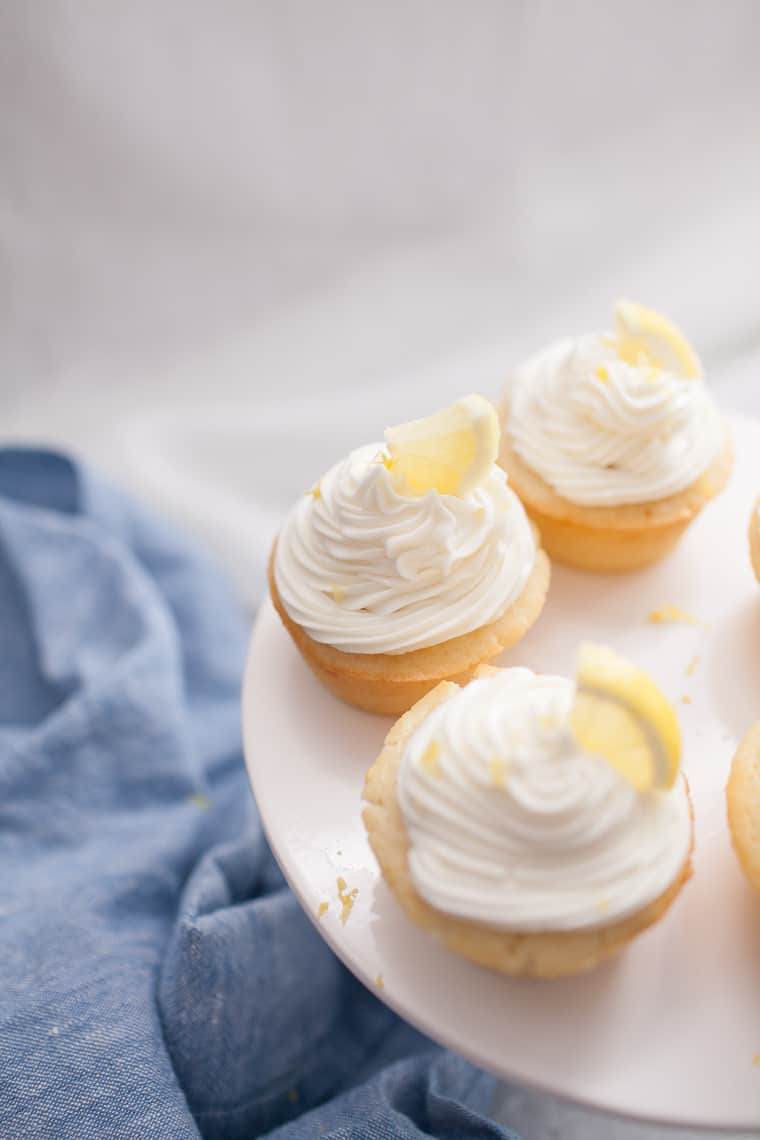Double lemon cupcakes made with a lemon buttercream icing will be your favorite new cupcake recipe! Made in under 30 minutes and serves 12 cupcakes. You'll love how fluffy, moist and fresh these lemon cupcakes are.?