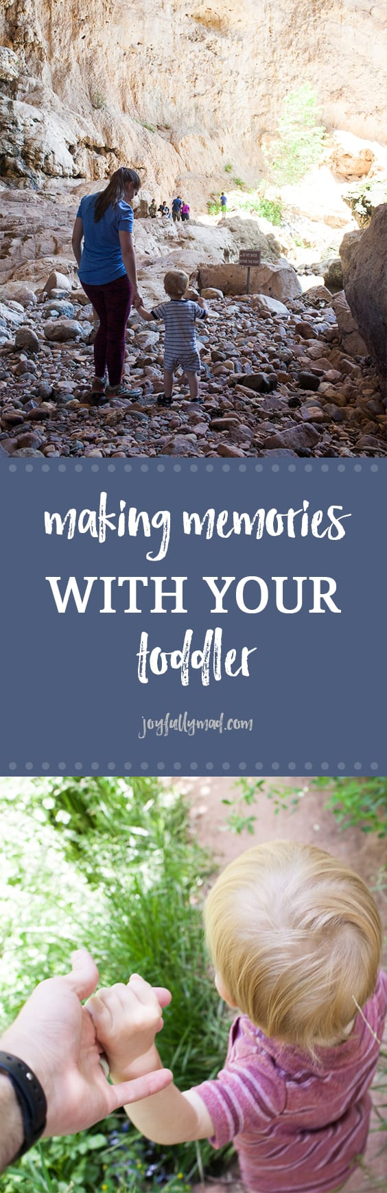 We all have memories of various adventures with our parents growing up. It's not always easy making fun memories with all of the life responsibilities that we all have, but when we do get the time to intentionally make memories with our kids, there are a few things we can do to make those memories lasting!