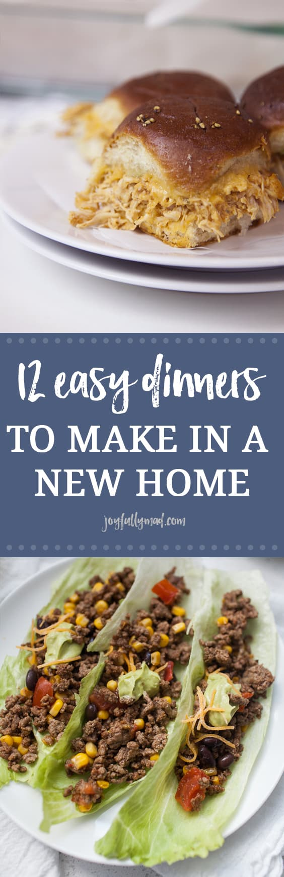 12 Family Dinner Recipes for a New Home - A Joyfully Mad Kitchen