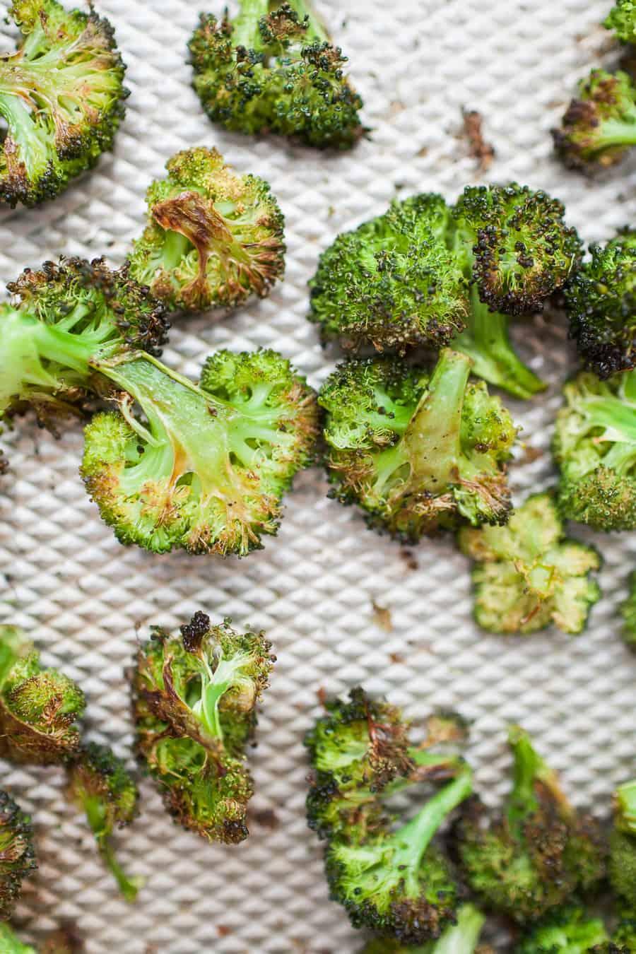 Easy Oven Roasted Broccoli A Joyfully Mad Kitchen