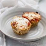 Meatloaf muffins? Yes! Move away from the traditional meatloaf and make this quick, healthy and tasty version of turkey meatloaf muffins. These individual meatloaf servings are perfect for meal prepping or just for dinner tonight.