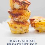 Make Ahead Breakfast Frittata Muffins