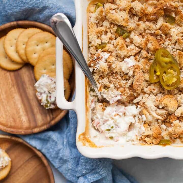 Cream Cheese Jalapeño Dip